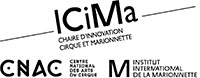 ICiMa Chair Blog - Chair for Circus and Puppet social and regional innovation